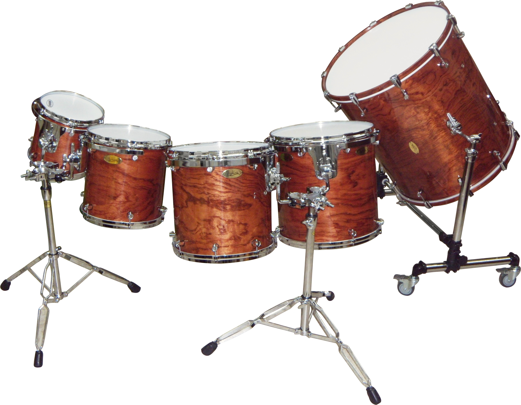 Tom Tom Drum ~ Concert percussion tom toms set promusin